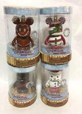 "Disney Vinylmation 3"" Jingle Smells CHRISTMAS MICKEY Gingerbread Chocolate *NEW*"