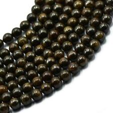 Natural Bronzite Gemstone Round Beads Stone DIY Making for Bracelet Necklace