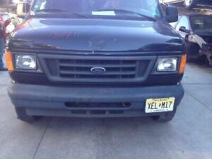 Grille Grille With Painted Inserts Fits 03-07 FORD E150 VAN 103064