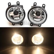 2X Front Fog Light Lamp For TOYOTA Allion 2 Corolla Avensis ZRT T27 Verso Prius