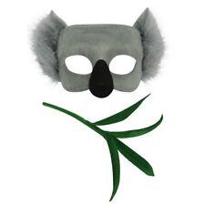 Party Costume Book Week Kids Boys Girls Australian Animal Koala Mask