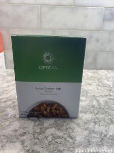 OPTAVIA- Rustic Tomato Herb Penne - 6 Meals  - 1.16 oz Sachets - expires 2022