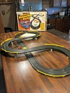 Tyco Race Track Richard Petty Racing not Challenge