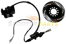 Atv Quad Hydraulic Brake Caliper Disk 50cc 90cc 110cc COOLSTER ROKETA BAJA Parts