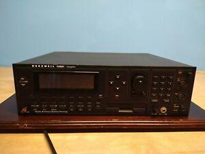 Kurzweil K2000RS Version 3 Rack Sampler **Please Read Description**