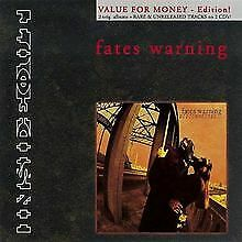 Disconnected/inside out di Fates Warning | CD | stato molto bene
