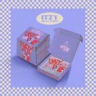 ITZY CRAZY IN LOVE 1st Album CD+Photobook+Polaroid+Pre-Order+Sticker+Gift K-POP