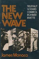 The New Wave: Truffaut, Godard, Chabrol, Rohmer, Rivette - Paperback - Good Cond