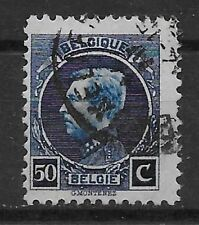 Belgium - 1921 - COB 187 - Scott 170 - Used -