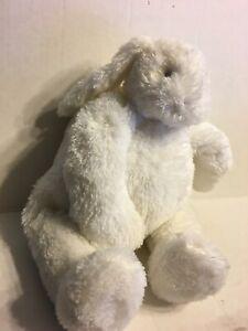 "Bunnies By The Bay White Floppy Ear Bunny 20"" Plush Stuffed Animal"