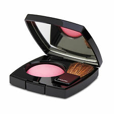 Chanel Joues Contraste Powder Blush Silky Radiance Color 64 Pink Explosion#16165