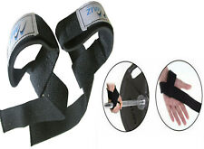 Weight Lifting Padded Bandages Gym Training Gel Wraps Wrist Protector Bar Straps