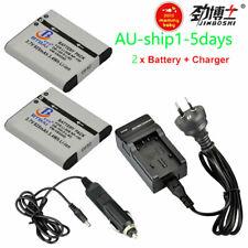 2x Battery+Charger for Olympus Li-50B TG-850 TG-860 SZ-17 SZ-20 SZ-30MR SZ-31MR