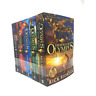 The Heroes of Olympus 5 Books Box Set Collection Rick Riordan inc Lost Hero