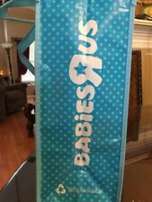 Babies R Us Owl Reusable Shopping Bag ~ Tote ~ Free Ship