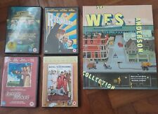 Wes Anderson Collection. Matt Zoller Seitz Hardcover Book. With DVD collection!