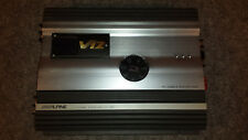 OLD SCHOOL ALPINE MRV-T757 CAR AMP PRECISION CRAFTED POWER AMPLIFIER