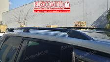 Aluminium Black ROOF RAILS suitable for TOYOTA RAV- 4 2013-2017