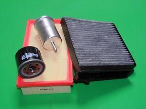 gr. Inspektionspaket Filterset Filtersatz Renault Clio III 1.2 Turbo 74kW/100PS