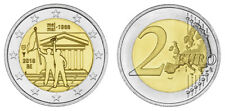 BELGIEN 2 EURO 2018 50. JAHRESTAG DER EREIGNISSE VOM MAI 1968 bankfrisch