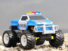 RC ferngesteuertes Polizei Pick up Auto mit  Warnlicht 210 mm Lang