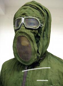 Original Suit to protect against microwave radio waves Soviet Army RF Radiation