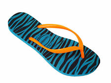 Women's Rubber Animal Print Sandals and Beach Shoes