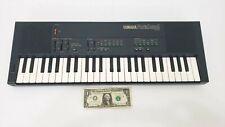 Yamaha PortaSound Synthesizer Keyboard - Model PSS-450 Portable Small - Battery