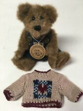 Boyds Bears Plush Matthew Fall 1996 Limited Edition Never Displayed