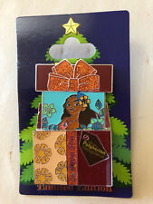 WDW Holiday Gift Box Resort Collection - Moana Polynesian Village Resort LE 1500
