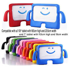 """Universal Silicone Rubber Kids Handle Cover Kickstand Case For Tablet 7"""" & 10.1"""""""
