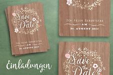 Einladung Geburtstag Einladungskarte Save The Date