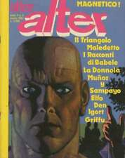 rivista ALTER ALTER LINUS - Anno 1982 numero 3