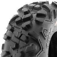 SunF Replacement 145/70-6 145/70x6 All Terrain ATV UTV Tire 6 Ply  A051 Tubeless