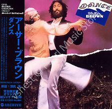 ARTHUR BROWN DANCE CD MINI LP OBI Kingdom Come Hawkwind The Who Jimi Hendrix new