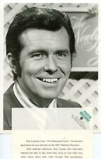 BOB EUBANKS PORTRAIT THE NEWLYWED GAME '71 ABC TV PHOTO