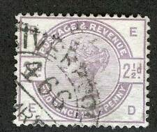Great Britain Sc 101 Xf Used Cds Cancel