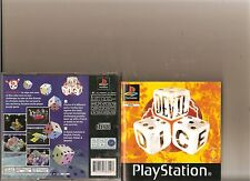 DEVIL	DICE PLAYSTATION 1 PS1 PS 2 RARE PUZZLE
