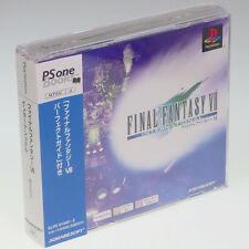 Final Fantasy VII 7 International PS one Books PS1 Sony Japan Import PlayStation