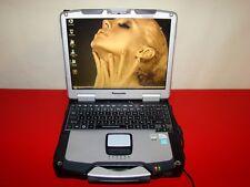 Panasonic Toughbook Laptop CF-30 MK3 1.60GHz TouchScreen Backlit keybrd BLUTOOTH