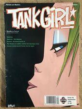 Tank Girl Issue 3 Sept 1995 (Manga) Jamie Hewlett (Gorilliaz)