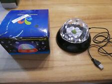 Disco Lichteffekt, DJ - Equipment, Disco Beleuchtung, Party Keller effekt. LED