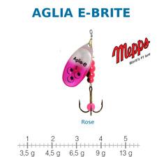 AGLIA E-BRITE MEPPS Argent / Rose Taille 1 Poids 3,5 g UV Sensitive New
