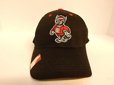North Carolina State Wolfpack Embroidered Cap Hat NWOT Captivating Headgear