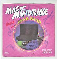 "SARR BAND Vinyl 45T 7"" MAGIC MANDRAKE - DOUBLE ACTION Disco SATRIL 1143 RARE"