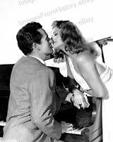 8x10 Print Larry Parks Rita Hayworth Down to Earth 1947 #5353
