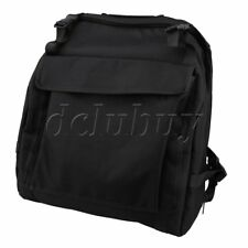 Thickened Accordion Bag Case for 60 Bass Accordions 60x43cm Black