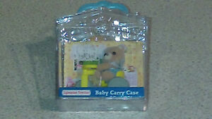 Sylvanian Families - 4391 - Baby Bear Carry Case - Brand New in Sealed Case