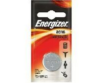 100-Pack CR2016 Energizer 3 Volt Lithium Coin Cell Batteries (On a Card)