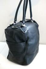 Joseph large black leather tote bag  was £725 NEW RE LB